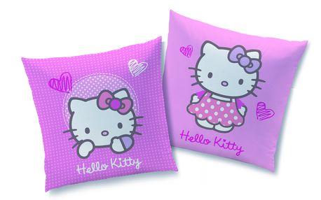 Polštářek Hello Kitty Kite 40x40 cm