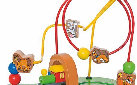 Woody - Motorický labyrint Mašinka