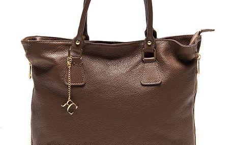 Dámská kabelka s bočními zipy Renata Corsi