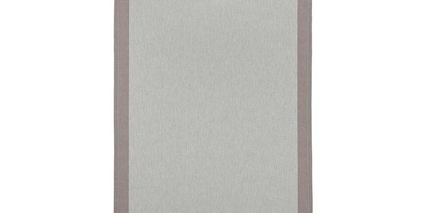 Kuchyňská utěrka Frame Grey