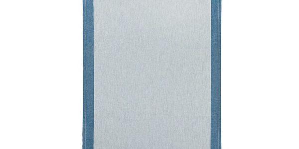 Kuchyňská utěrka Frame China Blue