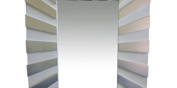 Zrcadlo Silver White Sun, 98 cm
