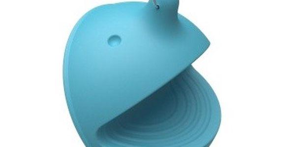 Silikonová chňapka Mr.P Oven Mitt, modrá