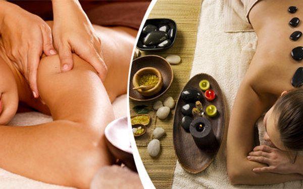90minutová masáž v salonu Ondřej Lenc
