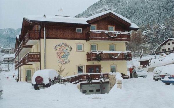 Itálie, oblast Paganella, snídaně, ubytování v 3* hotelu na 6 dní