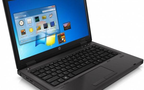 Stylový notebook HP ProBook 6475b(B6P76EA)