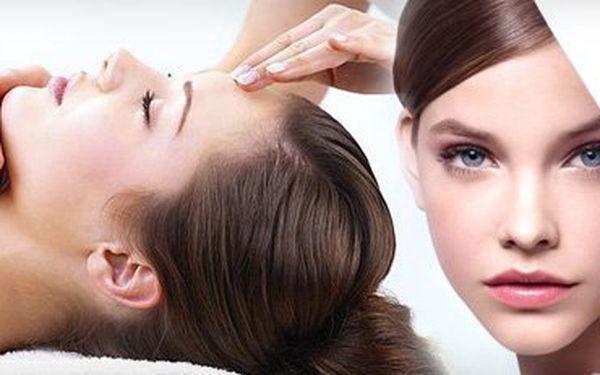 Balíček kompletního kosmetického ošetření včetně barvení řas a obočí