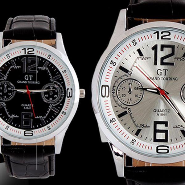 Elegantní pánské hodinky GT - Grand Touring