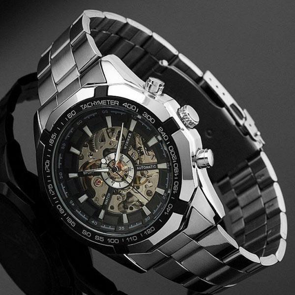 Pánské hodinky Winner s automatickým strojkem