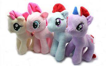 Plyšáci My Little Pony!