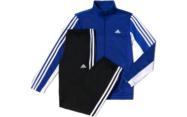Chlapecká šusťáková souprava Adidas YB TS TIB KN CH
