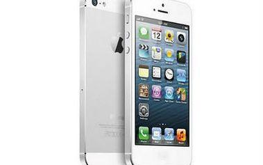 Cenová BOMBA: Apple iPhone 5 16 GB v bílém provedení