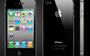 Absolutní hit: Apple iPhone 4S - 16 GB za bezkonkurenční cenu