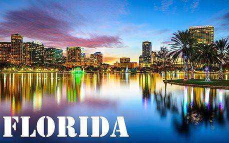 ALL INCLUSIVE USA - 10 dní v soukromé vile na Floridě