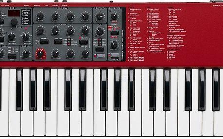 Virtuální analogový syntezátor Nord Lead 4