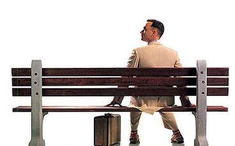 MS Forrest Gump: The Soundtrack, klavírní part, kytarové akordy a text s melodií