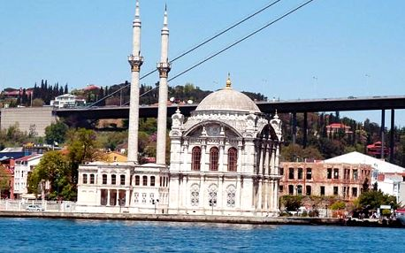 Víkendy v Istanbulu hotel 4*, Evropa, Turecko, letecky, strava dle programu