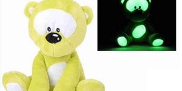 Svítící plyšový Medvídek 30cm