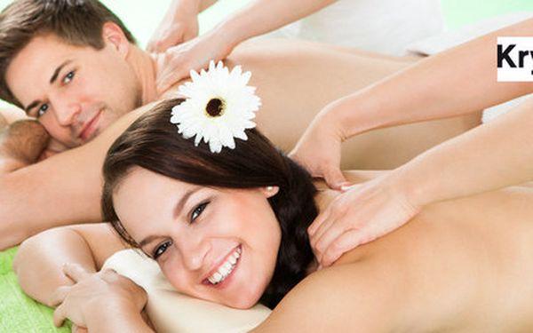 Relaxační i královská masáž (30 a 60 min)