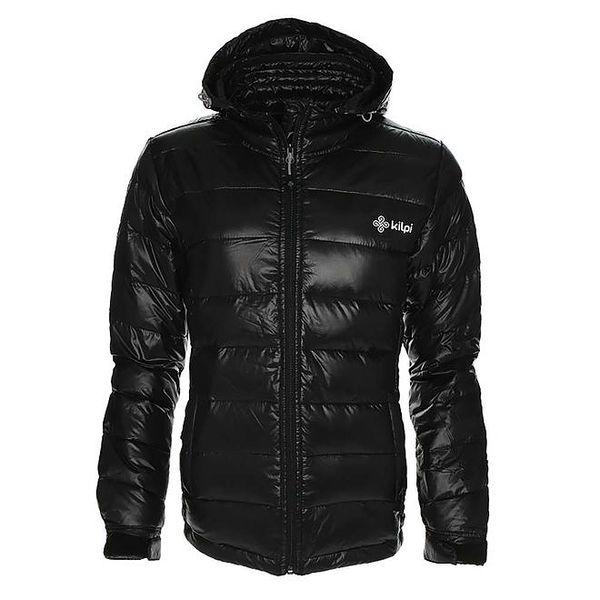 Dámská černá péřová bunda Kilpi