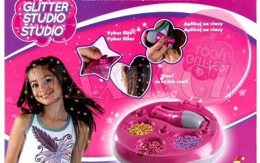 Vlasové studio Alltoys Glitter
