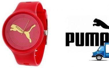 Originální značkové hodinky PUMA za fantastických 890 Kč ,sportovní analogové hodinky se strojkem Quartz! Hodinky které , Vám budou slušet.Nejlepší cena v ČR !!!!!!!!!!!!