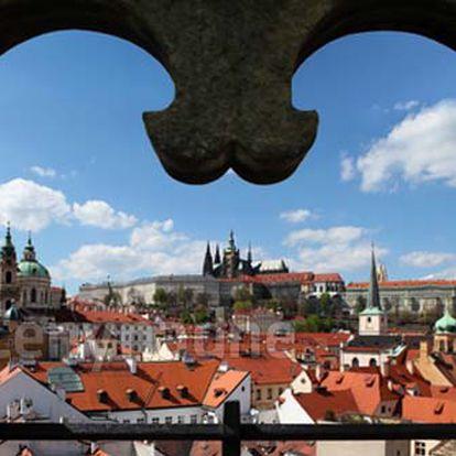 Luxusní pobyt v centre Prahy v 4* hoteli Taurus
