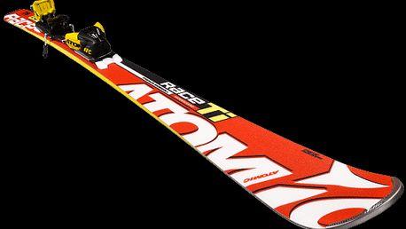 Sjezdové lyže Atomic Race Ti vč. vázání