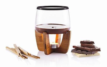 Fondue set na čokoládu
