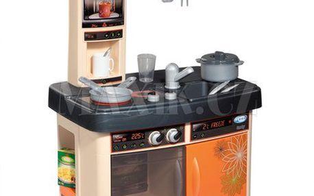 Kuchyňka Tefal Bon Appetit oranžová Smoby
