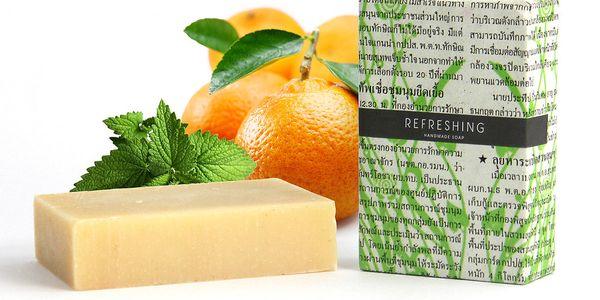 Přírodní mýdlo Handmade Refreshing