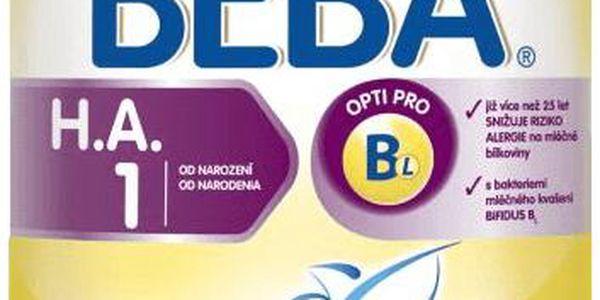 Nestlé Beba HA 1 Good start (400 g) - kojenecké mléko