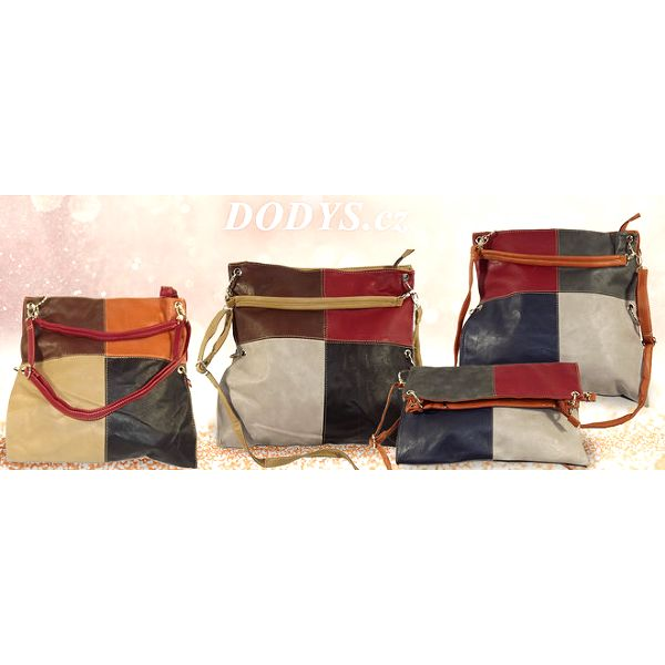 Trendy velké kabelky na každodenní nošení