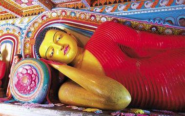 Zeleným rájem Srí Lanky, Asie, Srí Lanka, letecky, polopenze