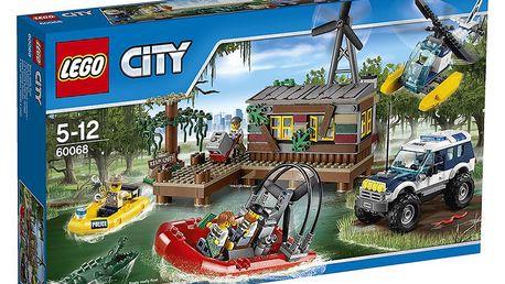LEGO City Police - Úkryt zlodějů