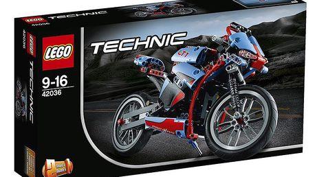 LEGO Technic - Silniční motorka