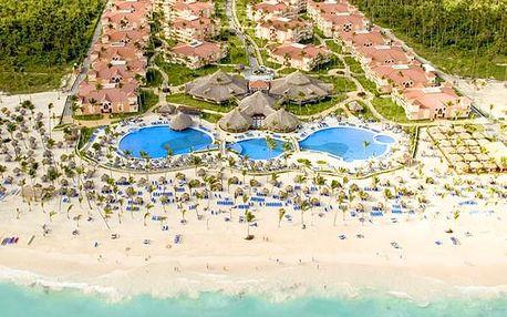 Hotel GRAND BAHÍA PRINCIPE BÁVARO / PUNTA CANA, Dominikánská republika, letecky, All inclusive
