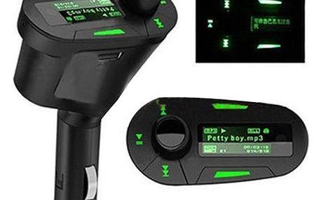 MP3 přehrávač - Bluetooth transmitter