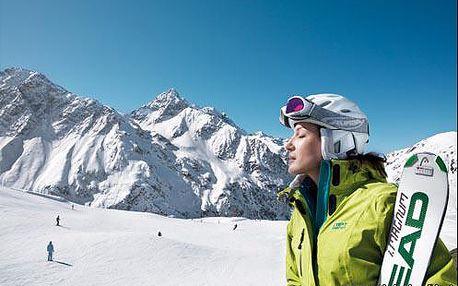 Perfektní březnové lyžování v Rakousku v národním parku Vysoké Taury
