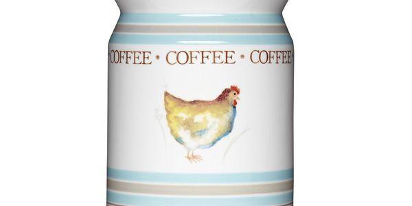 Keramická dóza Coffee
