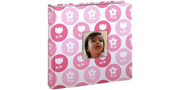 Pearhead krásné dětské fotoalbum