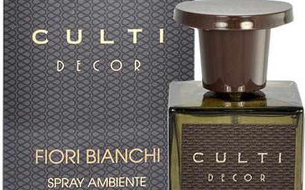 Interiérový sprej Culti Decor Fiori Bianchi