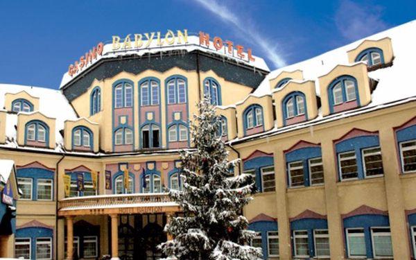 Česká republika, oblast Jizerské hory, snídaně, ubytování v 4* hotelu na 8 dní