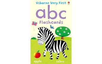 Učebnice angličtiny Very First ABC Flashcards