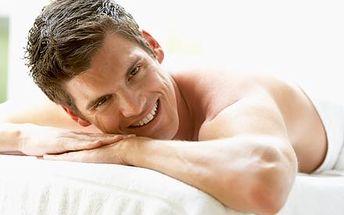 Valentýnská celotělová uvolňující masáž pro muže s...