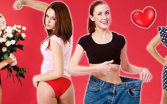 Darujte k Valentýnovi zdraví a krásu - až 40 procedur pro krásu, zdraví a relaxaci
