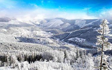 6denní lyžovačka pro 2 v Harrachově