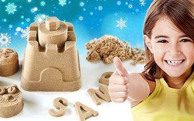 Zázračný tekutý písek pro děti od 3 let