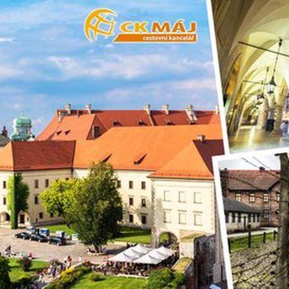 Za poznáním do Osvětimi a Krakova