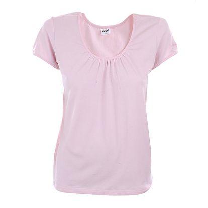 Dámské růžové bavlněné tričko Northland Professional